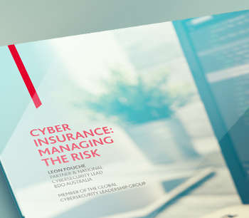 Managing risk with cyber insurance