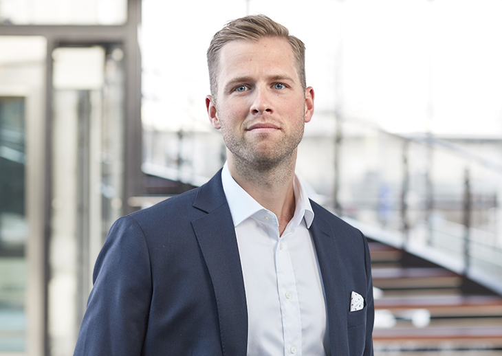 Morten Neumann Jørgensen, Manager, Tax