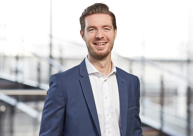Jesper Lohmann Andersen, Senior Manager, Head of BSO Development